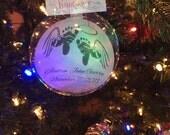 Angel child ornament