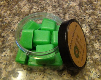 6oz Handmade Single Use Solid Sugar Scrub Cubes. Choose Your Scent. Made To Order