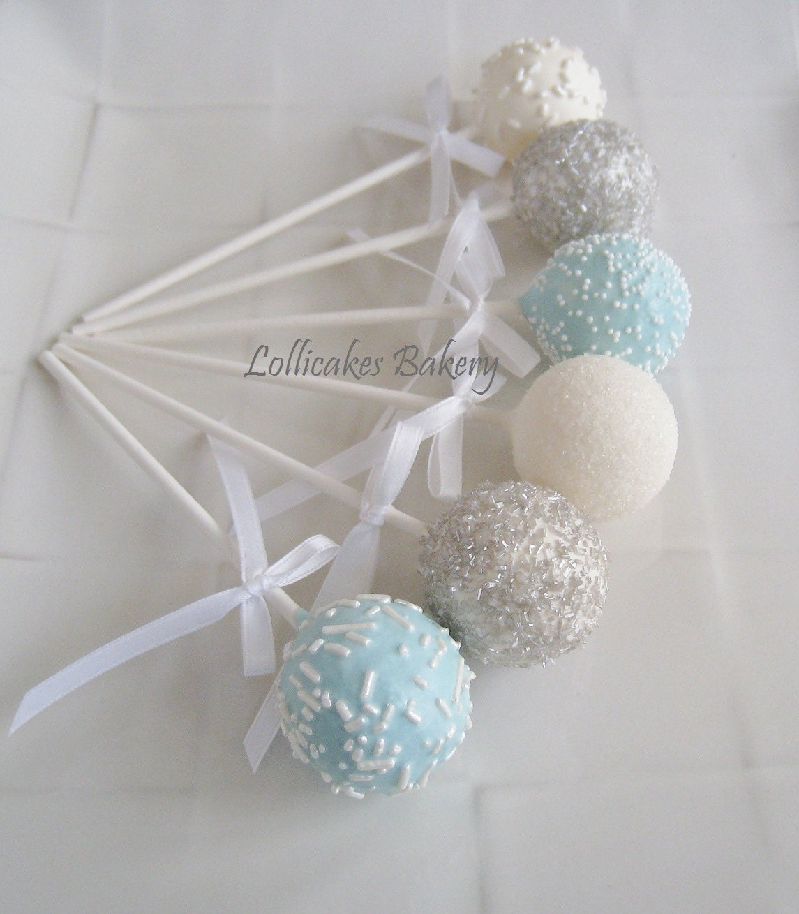 Cake Pop Centerpieces For Baby Shower : Baby Shower Favors: Baby Shower Cake Pops by ...