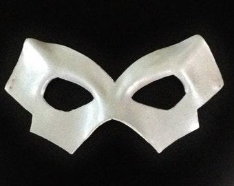 Princess Mask White Fairy Mask ANY COLOR PRINCESS Cosplay Elsa costume Elsa Mask - Blue Cinderella Mask Green Ariel Mask Halloween Costume