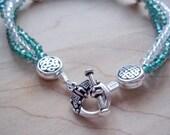 Four Braided Celtic Bracelets