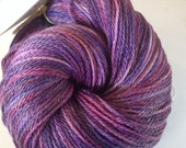 Gypsy - Crystal Fingering Weight - Hearthside Fibers Hand Dyed