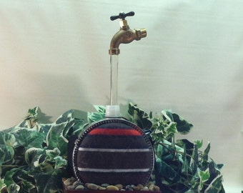 Canteen Water Fountain with Illusion