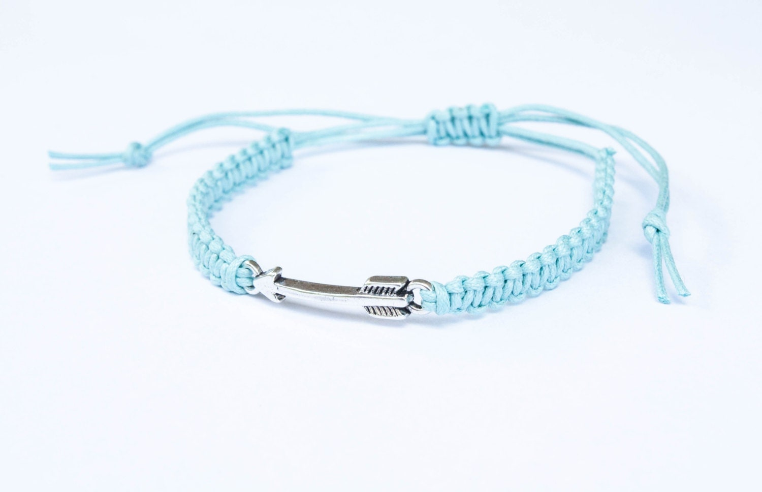 arrow bracelet friendship bracelet best friend gift sea