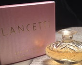 Elle Lancetti 5ml edt miniature new perfume rare