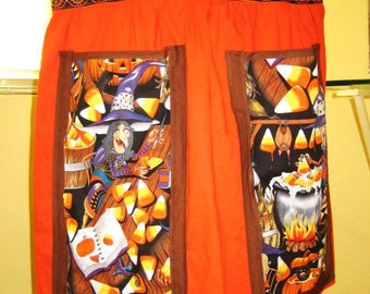 Womens  Witches Apron
