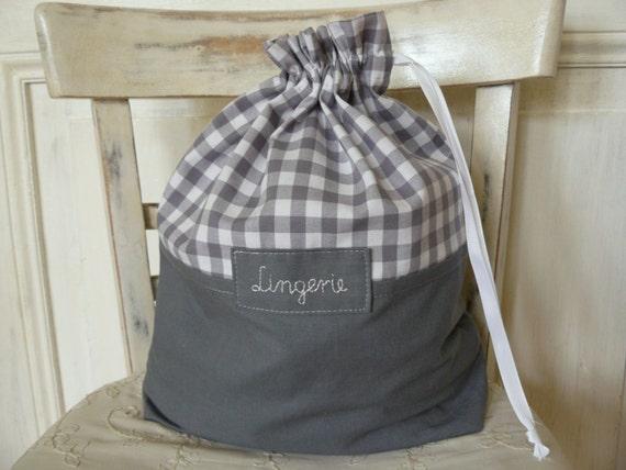 voyage sac 224 linge sac de linge sale pochette 224