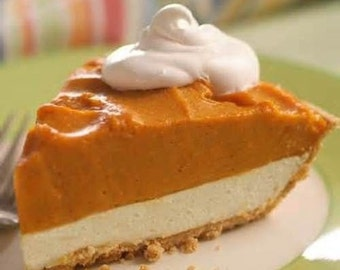 Vanilla Pumpkin Pie Fragrance Oil Candle/Soap Making Supplies *** Free Shipping ***