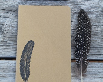 Crow Feather Journal
