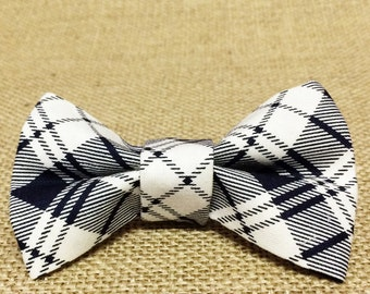 Mad for Plaid Baby Boy Bow Tie