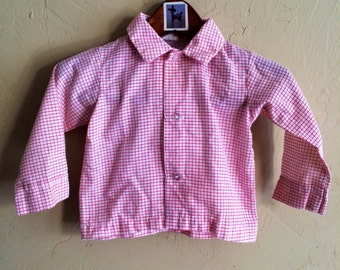 Vintage Button Down Shirt 6-12 months
