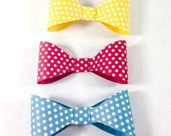 Little Man Baby Shower    Paper Bow Tie    Little Man 1st Birthday    Little Man Bowtie    Handmade Paper Bow Tie.. Set of 3