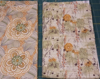 Beauty is you fabric OOP FQ. Only music note fabric available. Half yards available