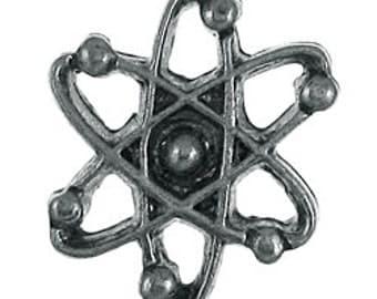 Atom Lapel Pin - CC306