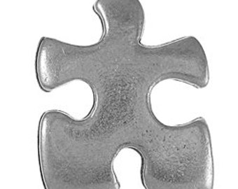 Puzzle Piece Lapel Pin - CC372