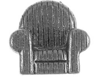 Comfy Chair Lapel Pin - CC148