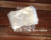 6 x 9 recloseable poly bags    20/pkg