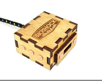 BioShock USB Extender Cord with Durable Knit Nylon Cable. Game gadget !!! Free shipping !!!