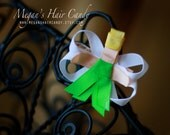 Disney Tinker Bell Sculpture Hair Clip