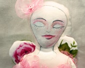 Art Doll Pink Angel