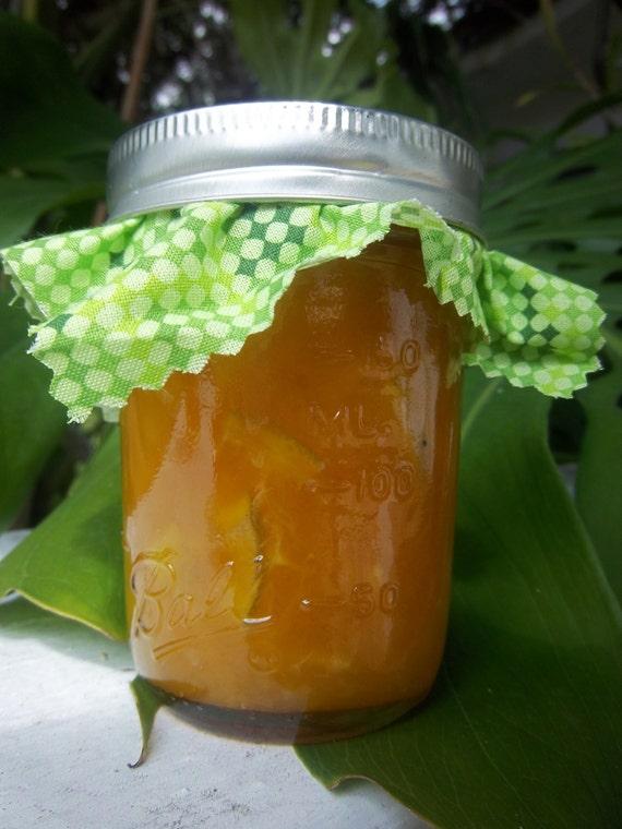 Mango Citrus Jam