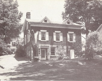 Vintage Postcard...Birthplace of Thomas Edison, Milan, Ohio....Unused..no. 2117