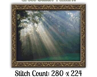 Nature's Finest Cross Stitch Pattern No. 47 - Instant Download pdf