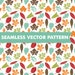 80% OFF SALE Vector Patterns, Seamless Vectors, Seamless Pattern, Vector Digital Paper, Fall Patterns, Vector Paper, Digital Vector