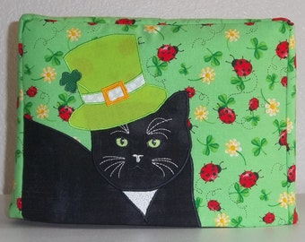 St Patrick's Day Toaster Cover - 2 slice toaster cover