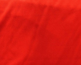 Babyville Boutique PUL Red - 24x21 diaper cut