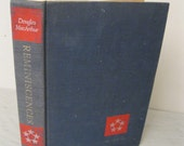 Vintage Autobiography - Reminiscences of Douglas MacArthur - First Edition - 1964 - Army History - WWII - Military History