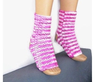 Pinky toeless yoga socks ,socks,pilates,flip flops,sandals,home slippers,Great gift for the yoga enthusiast, Trending Items