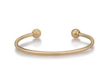 Open Ball Bracelet