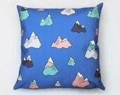 Blue Mountains Cushion Cover