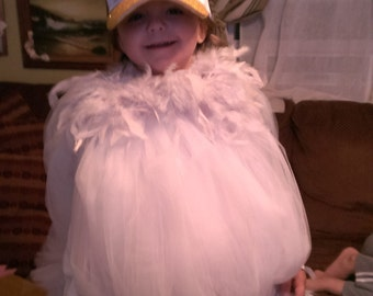 Duck costume, Duck tutu costume, donald duck costume, duck tutu, halloween costume