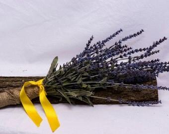 Lavender Bouquet, Wildflower Bouquet, Wedding Bouquet, Purple Bouquet, Barn Wedding Bouquet, Summer Bouquet, Silk Flower Bouquet, Wedding