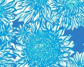 Lilly Pulitzer fabric Lion in the Sun 15 X 22 inches