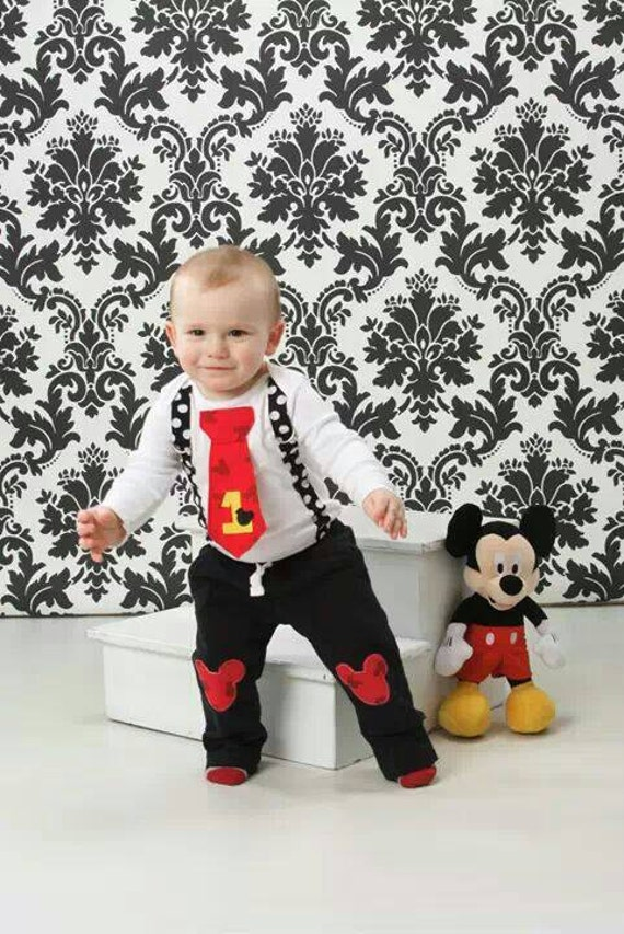 Mickey mouse birthday shirt, Mickey mouse boys set, Mickey mouse first birthday outfit, mickey mouse party, Mickey mouse outfit, shirt ears CooloutfitsCo out of 5 stars.