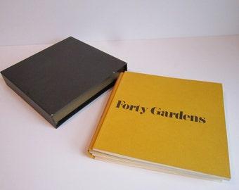 Forty Gardens - A Portfolio of World Famous Garden Plans
