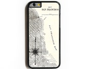 iPhone 6 Case. iPhone 6 Cases. Vintage San Francisco. Phone Case. iPhone Case. Phone Cases.