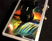 Saturnworks 2-Channel Active Mixer Guitar Pedal