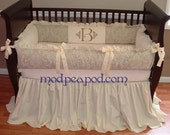 Unique Authentic ModPeaPod Baby Crib Bedding Set Gorgeous Modern Luxurious