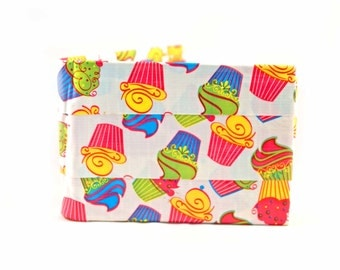 Cupcakes Duct Tape Wallet