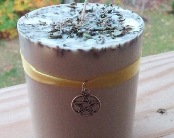 Healing Spell Candle