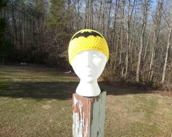 Batman Crochet Beanie