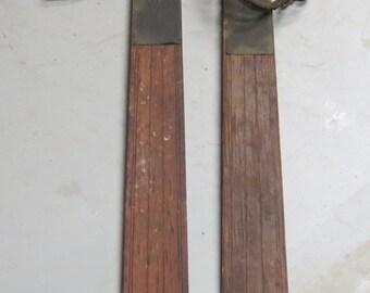 Vintage Pair of Viking Skis