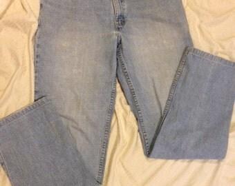 Lands End vintage jeans  size 34