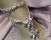 Starfish Foot Jewelry Barefoot Sandals