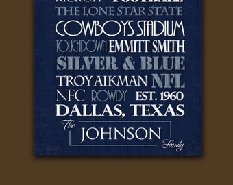 10 Off Sale Dallas Cowboys Ready To Hang Standout