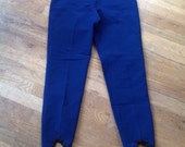 Obermeyer Wool Ski Stirrup Pants, Small